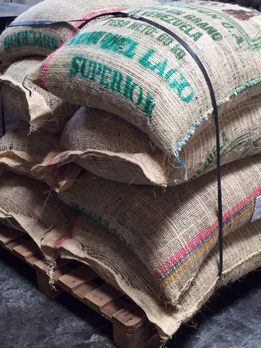 stock of cocoa beans sur de lago