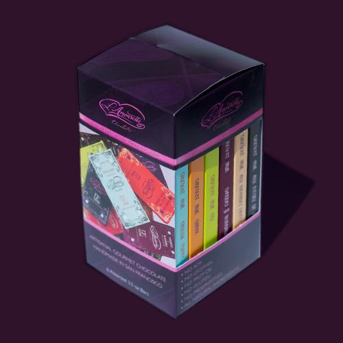 L'Amourette Gift Box Pack of Six
