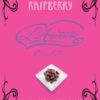 Raspberry Pate de Fruit